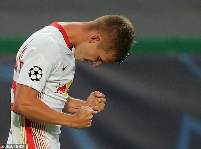 HLV 33 tuổi đi vào lịch sử Champions League cùng Leipzig - 1