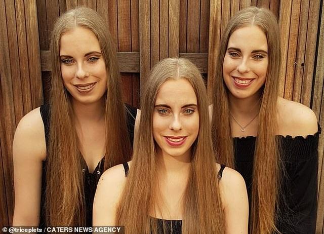 Cuộc sống kỳ lạ của ba chị em giống hệt nhau - 6
