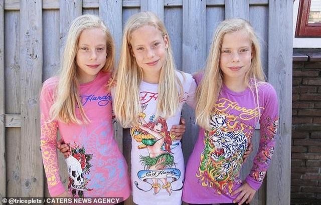 Cuộc sống kỳ lạ của ba chị em giống hệt nhau - 8