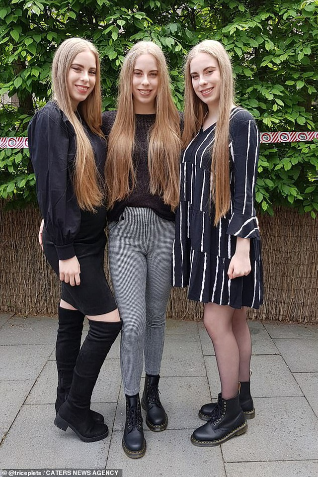 Cuộc sống kỳ lạ của ba chị em giống hệt nhau - 10