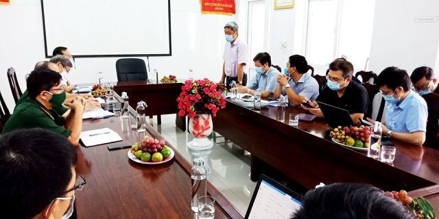 Thứ trưởng Y tế yêu cầu Quảng Nam đẩy tốc độ truy vết F1, giảm lây Covid-19 - 1