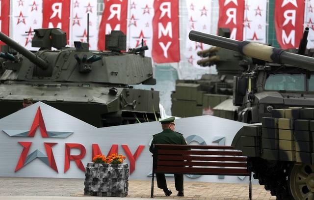 28.000 thiết bị quân sự và vũ khí được trưng bày tại Diễn đàn ARMY-2020 - 1