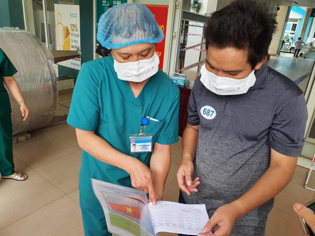Thêm 5 bệnh nhân mắc Covid-19 ở Đà Nẵng ra viện - 2