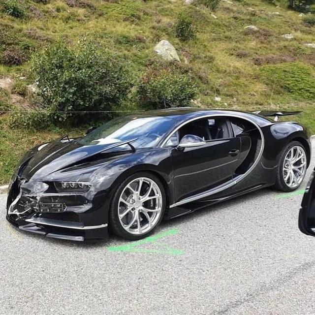 Tai nạn thiệt hại hơn 4 triệu USD vì tài xế siêu xe Bugatti mất kiên nhẫn - 3
