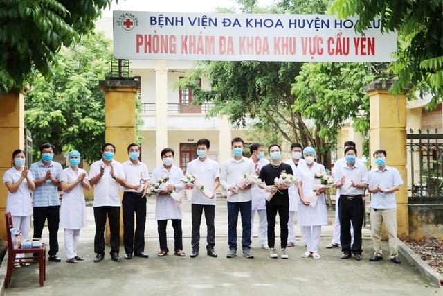 Thêm 5 bệnh nhân mắc Covid-19 ở Đà Nẵng ra viện - 4
