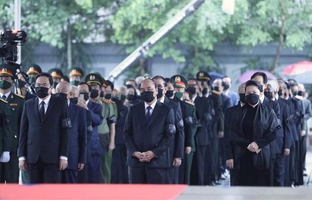 Lễ Quốc tang giữa đại dịch Covid-19 - 8