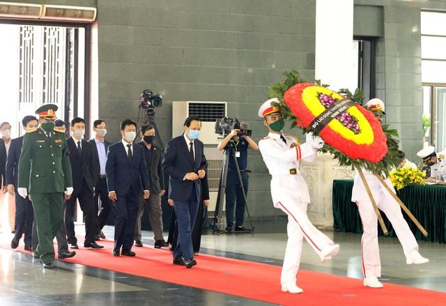 Lễ viếng nguyên Tổng Bí thư Lê Khả Phiêu - 13