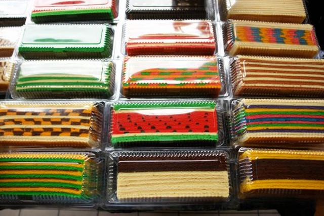 Độc đáo món bánh tráng miệng cầu kỳ nhất thế giới - 7