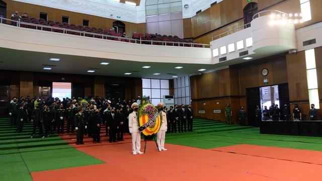 Lễ tang nguyên Tổng Bí thư Lê Khả Phiêu tại quê nhà Thanh Hóa - 2