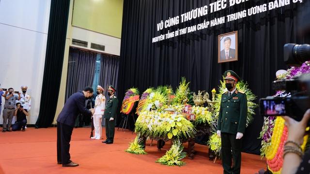 Lễ tang nguyên Tổng Bí thư Lê Khả Phiêu tại quê nhà Thanh Hóa - 4
