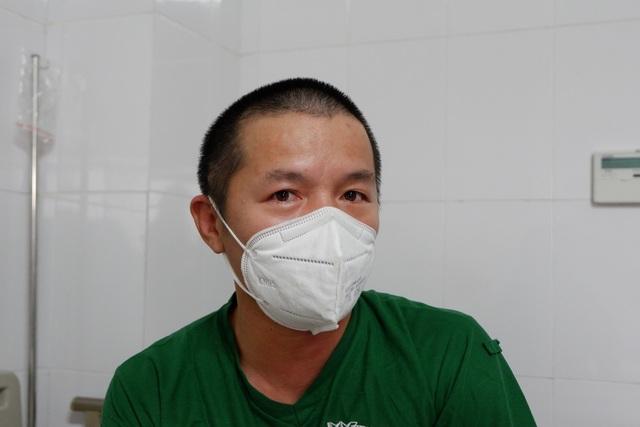 Rưng rưng cảm xúc ngày ra viện của gần 200 công dân về từ Ghi-nê Xích Đạo - 4