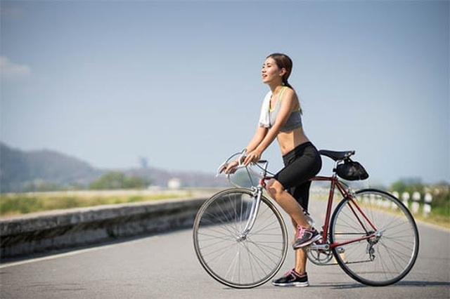 Giải đáp câu hỏi: đạp xe có to chân không? - 4