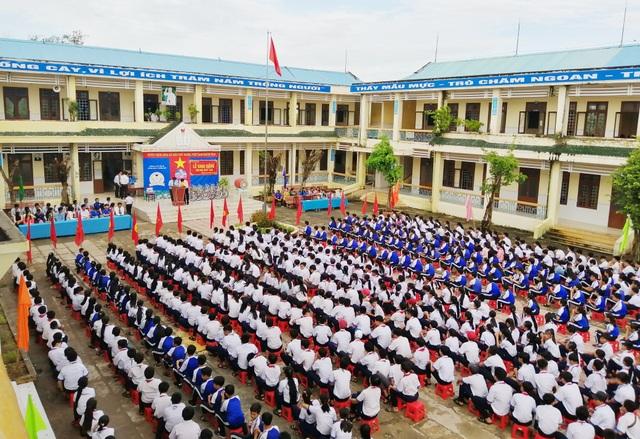 Lịch tựu trường của học sinh Hà Tĩnh, Quảng Bình, Bạc Liêu - 1