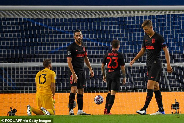 Hạ Atletico, Leipzig lần đầu tiên vào bán kết Champions League - 6