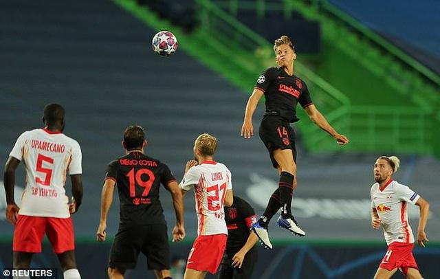 Hạ Atletico, Leipzig lần đầu tiên vào bán kết Champions League - 1