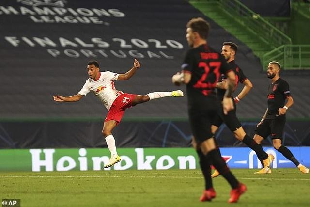 Hạ Atletico, Leipzig lần đầu tiên vào bán kết Champions League - 5