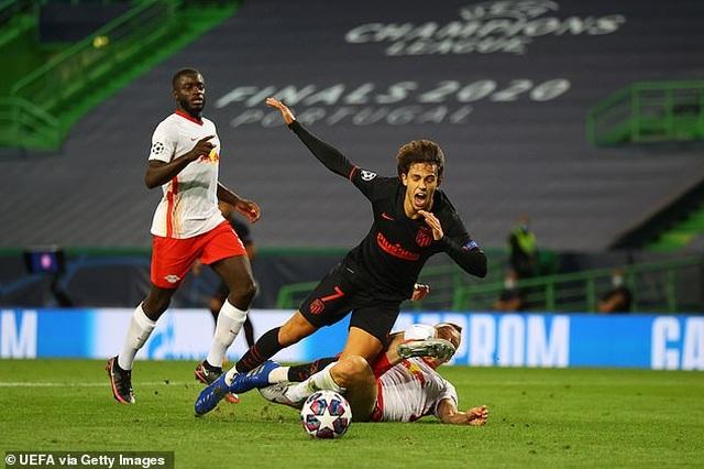 Hạ Atletico, Leipzig lần đầu tiên vào bán kết Champions League - 3
