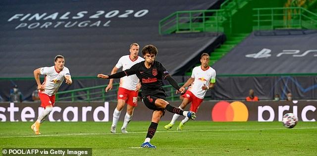 Hạ Atletico, Leipzig lần đầu tiên vào bán kết Champions League - 4