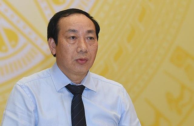 Bắt tạm giam cựu Thứ trưởng Bộ GTVT Nguyễn Hồng Trường - 1