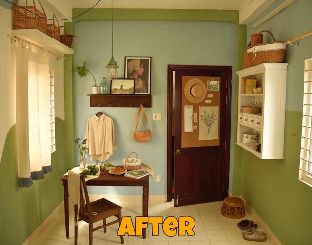 Biến căn phòng cũ kỹ 17m2 thành thiên đường đẹp như mơ - 2