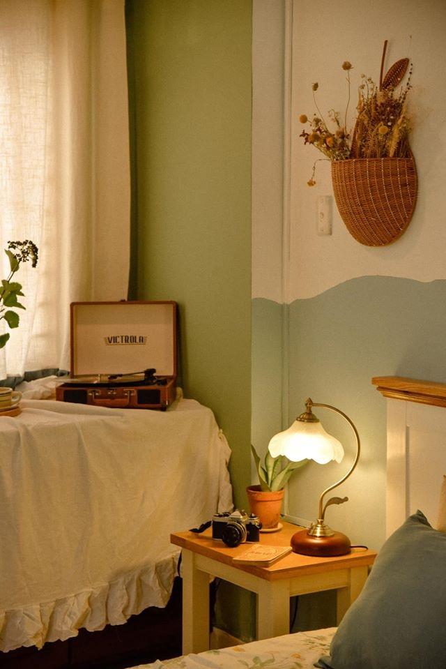 Biến căn phòng cũ kỹ 17m2 thành thiên đường đẹp như mơ - 4