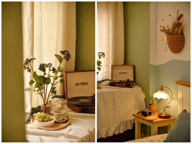 Biến căn phòng cũ kỹ 17m2 thành thiên đường đẹp như mơ - 11
