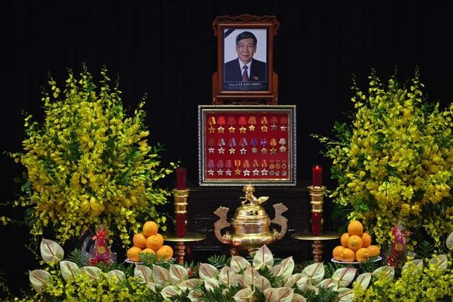 Lễ viếng nguyên Tổng Bí thư Lê Khả Phiêu - 1