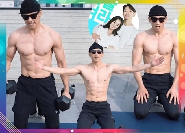 Bi (Rain) khiến fan lo lắng vì tiếp tục ép cân, lộ mặt hốc hác - 4