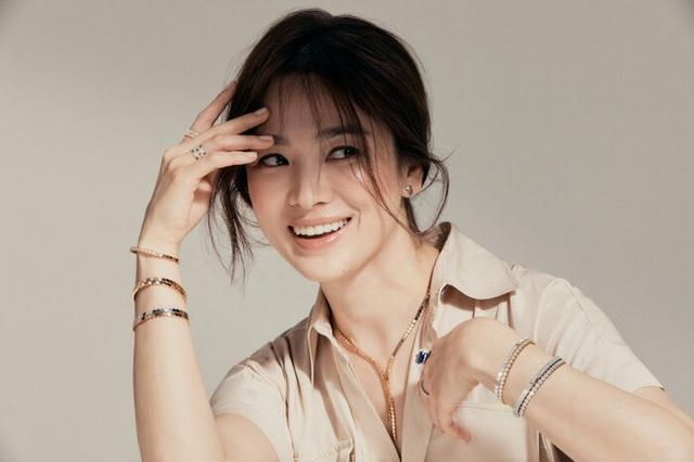 Một năm sau cuộc hôn nhân tan vỡ, Song Hye Kyo luận bàn về tình yêu - 4