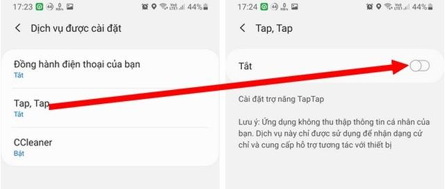 Kích hoạt nhanh ứng dụng yêu thích bằng cách... gõ vào lưng smartphone - 5