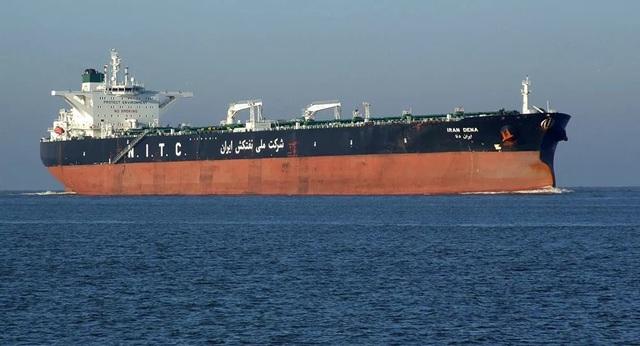 Mỹ bắt 4 tàu dầu Iran trên vịnh Oman - 1