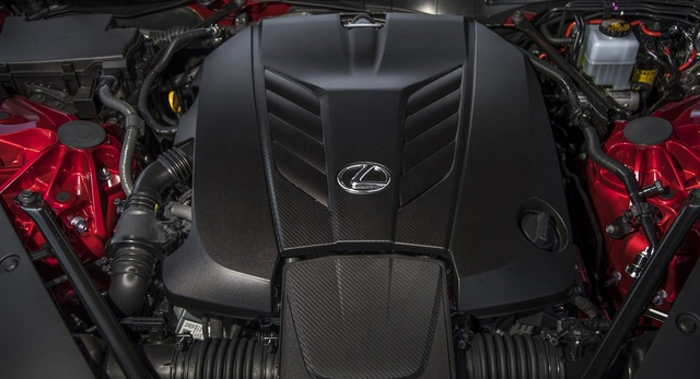 Toyota dừng sản xuất động cơ V8 sớm hơn dự kiến? - 1