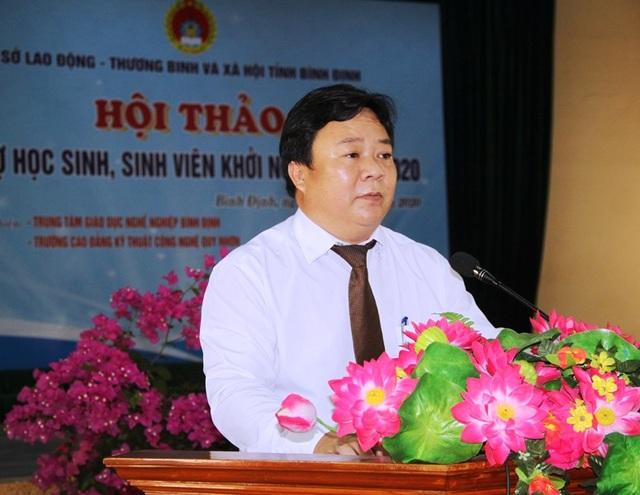Bình Định: Gắn kết doanh nghiệp trong tổ chức đào tạo nghề - 1