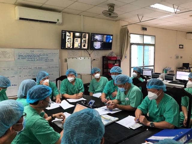 Dịch Covid-19 tại Đà Nẵng: 20% bệnh nhân nặng - 2