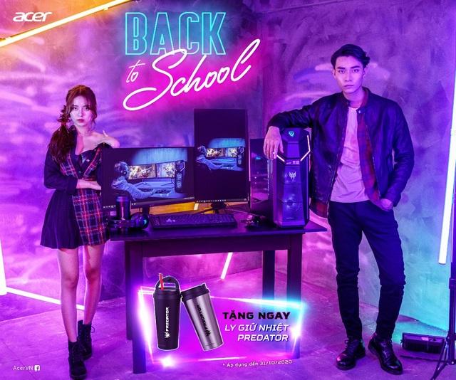 Back To School đã trở lại, Acer giới thiệu chương trình ưu đãi lớn nhất trong năm - 6