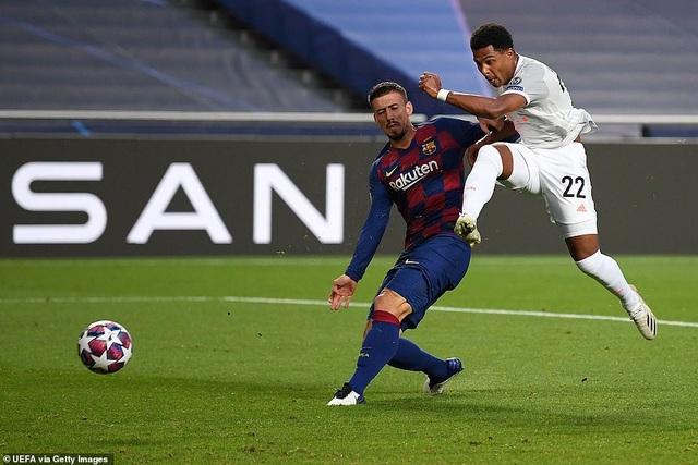 """""""Hủy diệt"""" Barcelona 8-2, Bayern Munich hiên ngang vào bán kết - 4"""