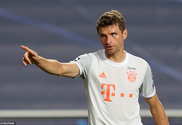"""""""Hủy diệt"""" Barcelona 8-2, Bayern Munich hiên ngang vào bán kết - 1"""