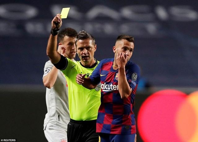 """""""Hủy diệt"""" Barcelona 8-2, Bayern Munich hiên ngang vào bán kết - 10"""