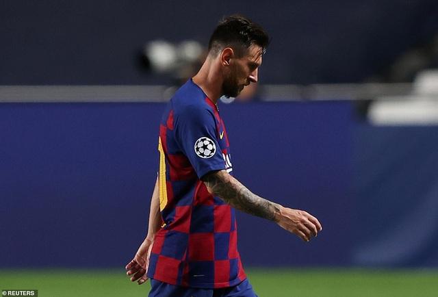"""""""Hủy diệt"""" Barcelona 8-2, Bayern Munich hiên ngang vào bán kết - 17"""