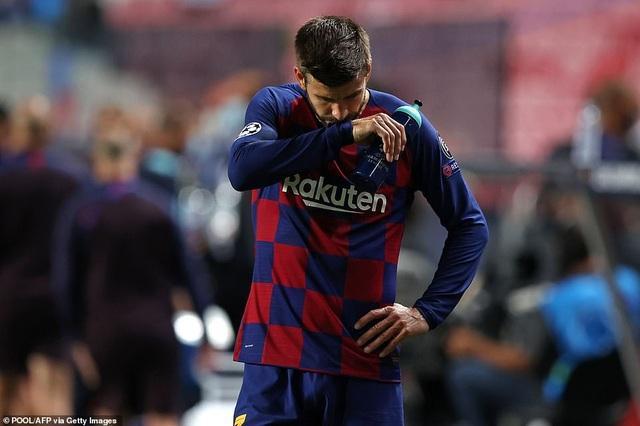 """""""Hủy diệt"""" Barcelona 8-2, Bayern Munich hiên ngang vào bán kết - 12"""