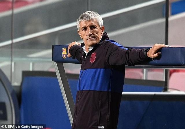 Thua đậm Bayern Munich 2-8, HLV Barcelona thừa nhận sắp bị sa thải - 2