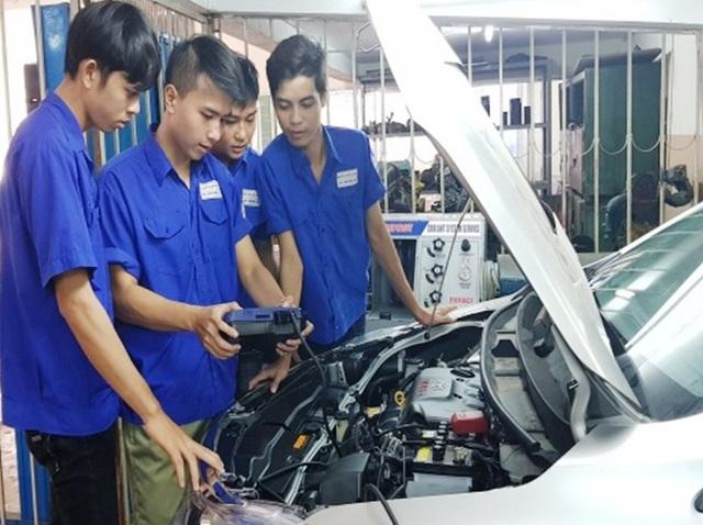 Bình Định: Gắn kết doanh nghiệp trong tổ chức đào tạo nghề - 3