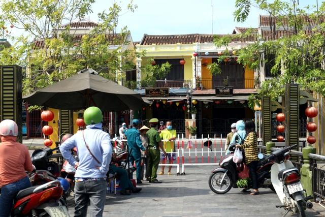 Quảng Nam: Cả gia đình trong khu phong tỏa mắc Covid-19 - 1