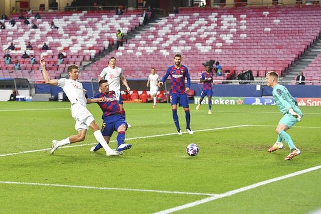 Những tội đồ khiến Barcelona thảm bại trước Bayern Munich - 5