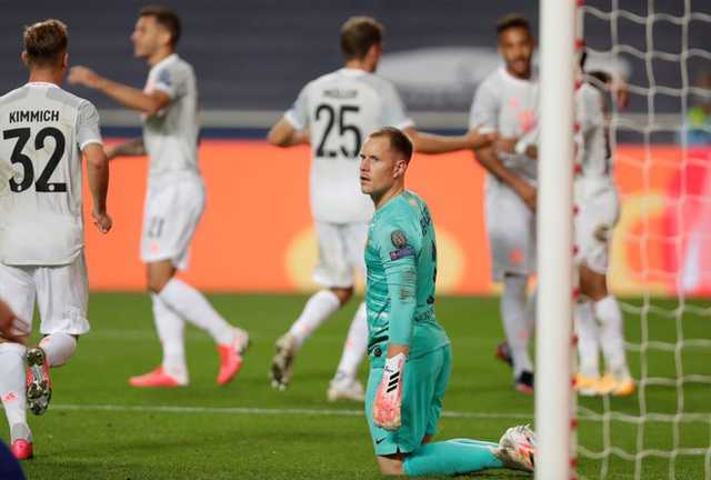 Những tội đồ khiến Barcelona thảm bại trước Bayern Munich - 4