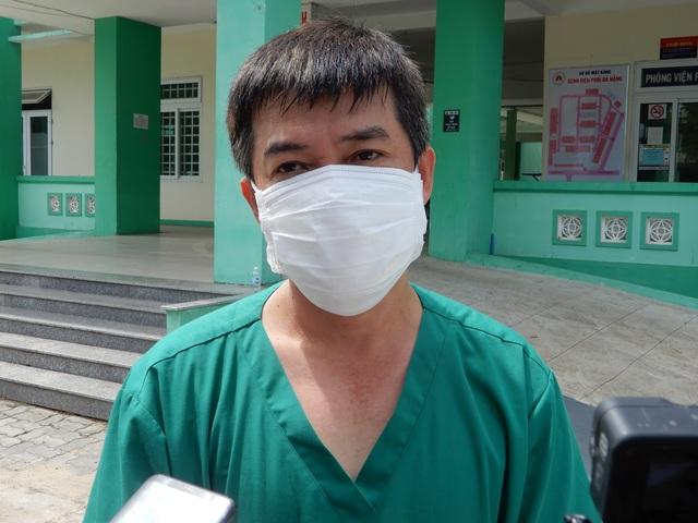 Nhiệm vụ đặc biệt của các bác sĩ Chợ Rẫy tại tâm dịch Đà Nẵng - 1