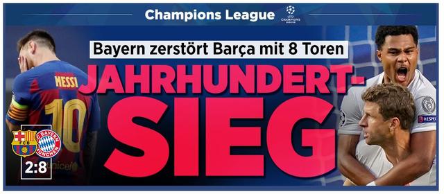 """Báo chí thế giới kinh hoàng, gọi Barcelona là """"nỗi ô nhục"""" - 5"""