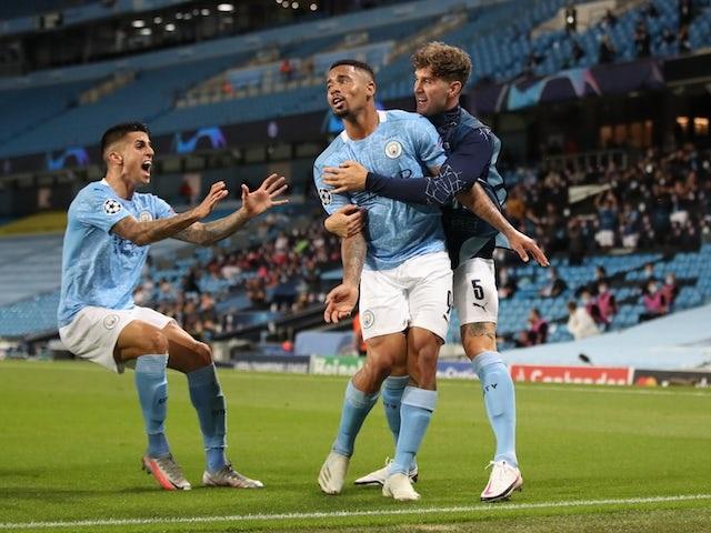 Man City - Lyon:Không thể khinh địch - 2