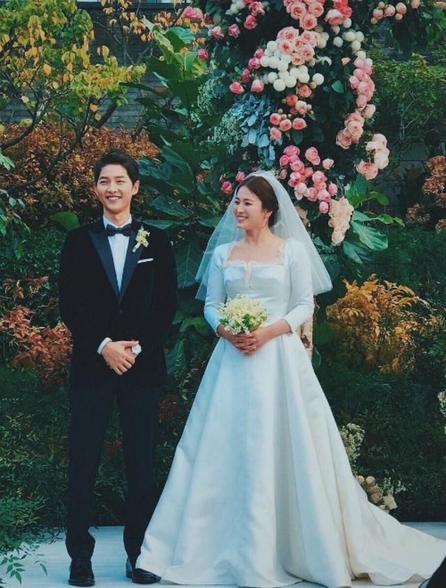 Những cô dâu đẹp và quyến rũ nhất làng giải trí xứ Hàn - 2