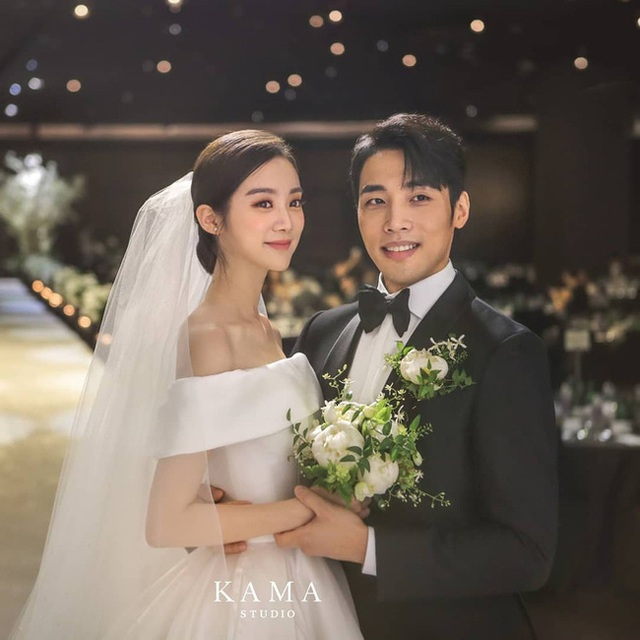 Những cô dâu đẹp và quyến rũ nhất làng giải trí xứ Hàn - 3
